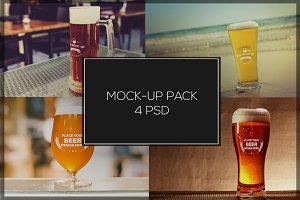 Beer Mock-up Pack#6