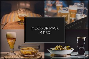 Beer Mock-up Pack#8