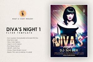 Diva's Night 1