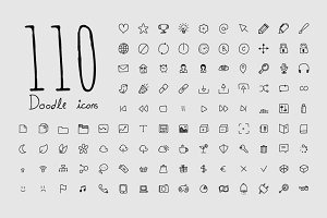 Hand made Icon set
