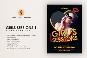 Girls Session 1