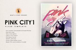 Pink City 1
