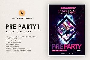 Pre Party  1