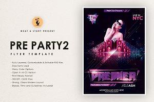 Pre Party  2