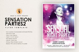 Sensation Parties 2