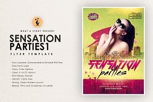 Sensation Parties 1