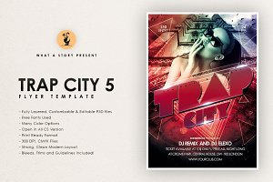 Trap City 5