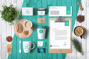 Coffee Full Corporate Identity