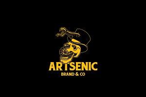 Artsenic Logo Template