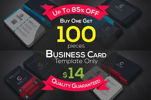 Full & Finel Business Cards Bundle
