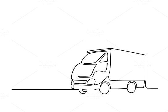 Concept Big Lorry