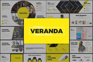 Veranda PowerPoint Template