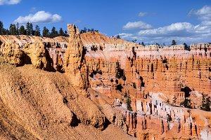 Scenic Landscape With Rocks