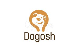 Pet Dog Logo