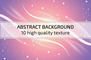 10 Abstract background design