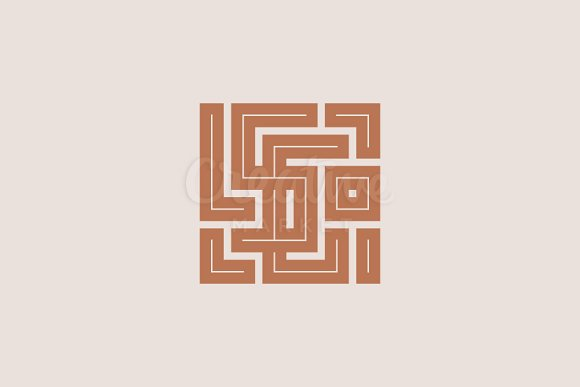 L S C O Maze Logo