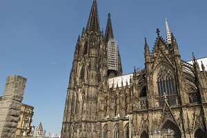 Cathedral in Koeln
