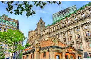 Historic buildings in Manhattan, New York City