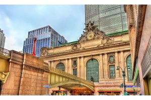 Grand Central Terminal in Manhattan, New York City