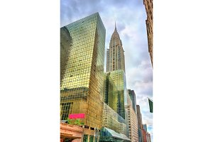 Historic buildings in Manhattan, New York City
