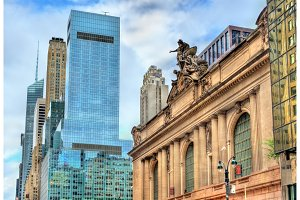 Grand Central Terminal in Manhattan, New York City