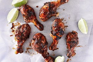 jamaican caribbean jerk chicken