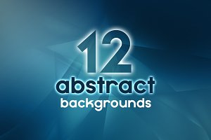 12 Abstract Backgrounds Textures