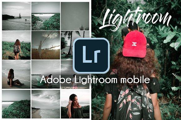 Free Adobe Lightroom Preset