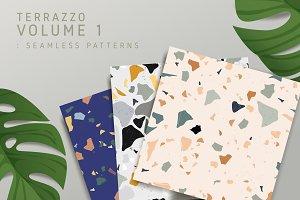 Terrazzo Patterns Volume1