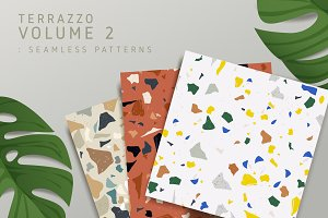 Terrazzo Patterns Volume2