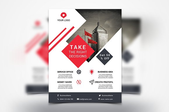 Business Flyer #121