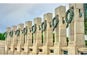 National World War II Memorial in Washington, D.C.