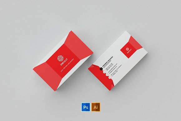 Business Card Template 34
