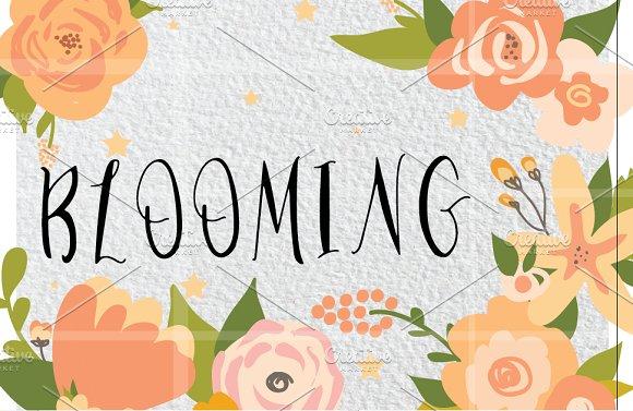 BLOOMING FLOWER BUNDLE PACK