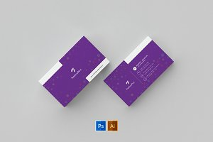 Business Card Template 35