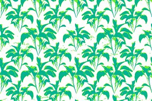 Tropical Print Seamless Pattern