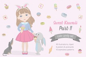 Sweet Kawaii Part 2