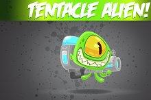 Tentacle Alien