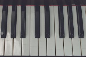 Piano keyboard 2