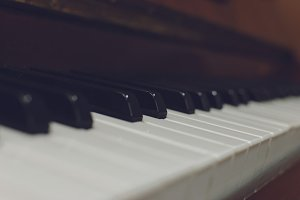 Piano keyboard 3
