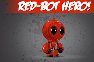 Red-Bot Hero!