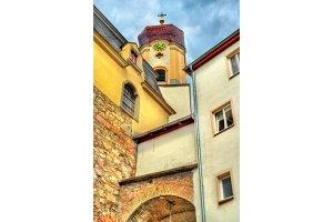 St. Johann Church in Sigmaringen - Baden-Wurttemberg, Germany