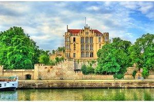 The Royal Villa, a historic building in Regensburg, Germany