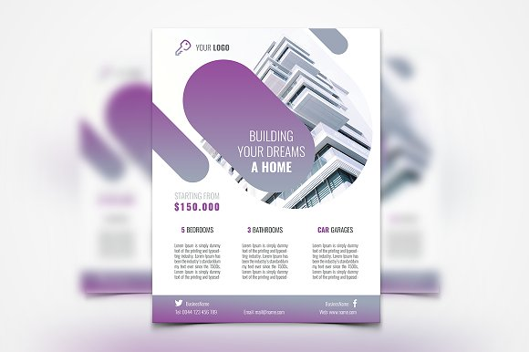 Real Estate Flyer #046