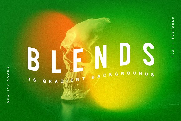 Gradient Blends Background Pack