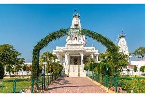 Karandiya Veer Dada, a Hindu Temple in Patan - Gujarat, India