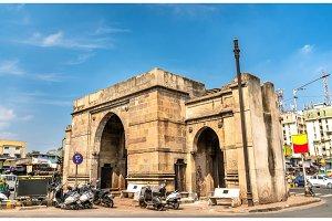 Delhi Gate in Ahmedabad, Gujarat State of India