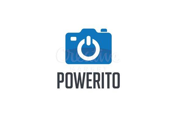Power Photo Logo