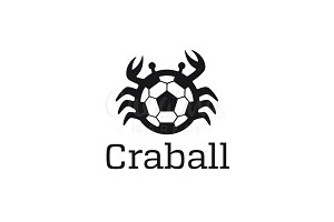 Crab Ball Logo