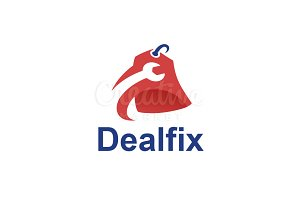 Deal Fix Logo